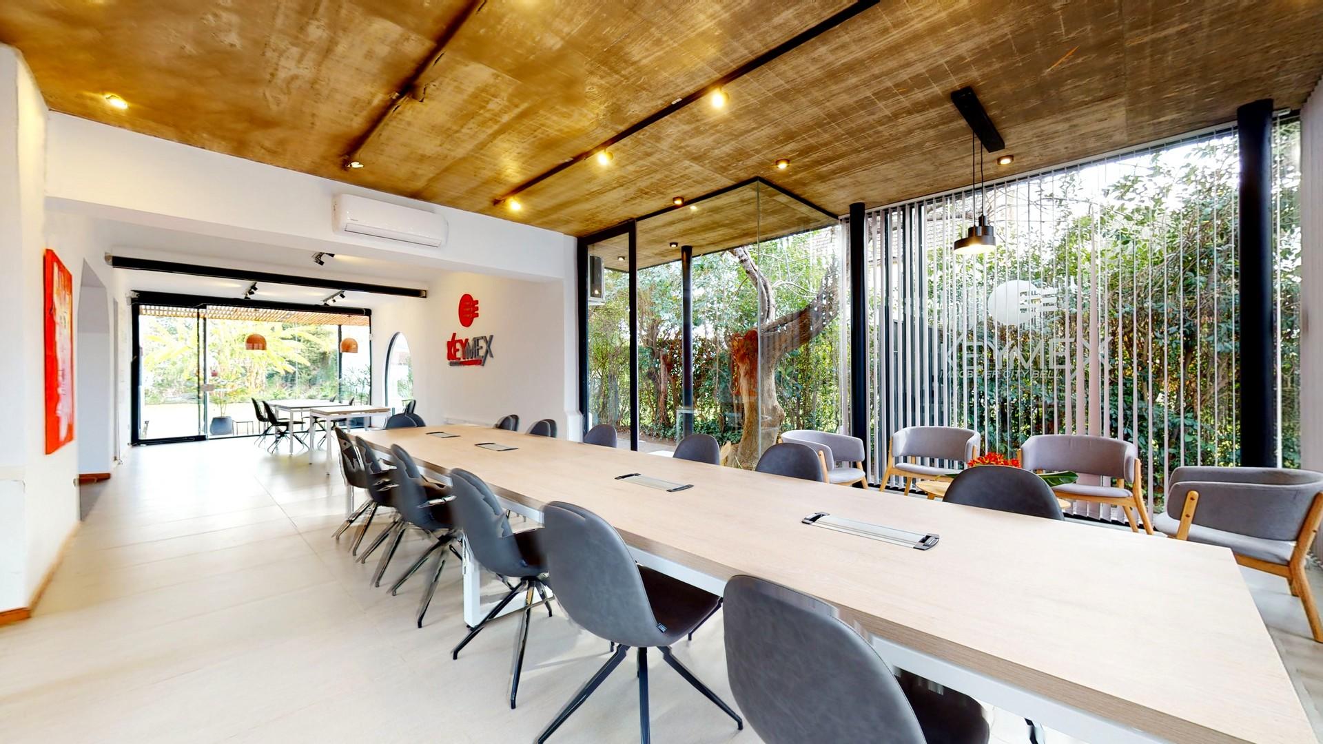 nueva oficina keymex en city bell